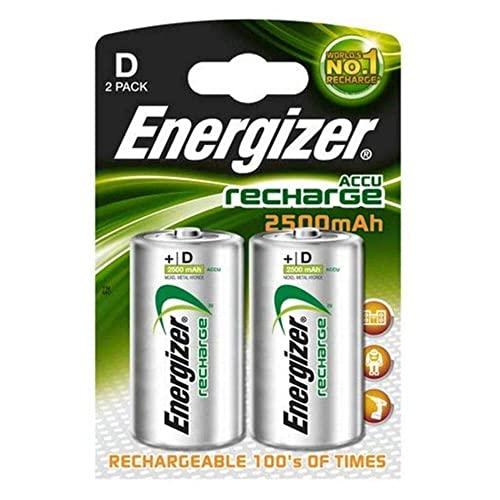 Energizer E300322000 – NiMH Akkumulator Power Plus, D /Mono / 2500 mAh 2er Pack - 4