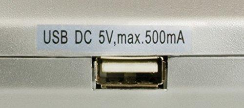 Camelion 20003298 Universal Schnell Ladegerät (NiMH Akkus AA, Mignon, AAA, Baby (C), Mono (D), 9-Volt Block olt Block, geeignet für NiCD) - 4