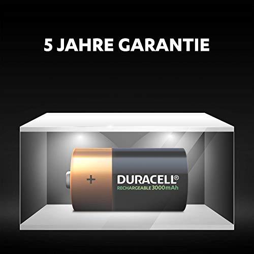 Duracell Akku C (HR14) 2.200 mAh 2er (wiederaufladbare Batterie) - 4