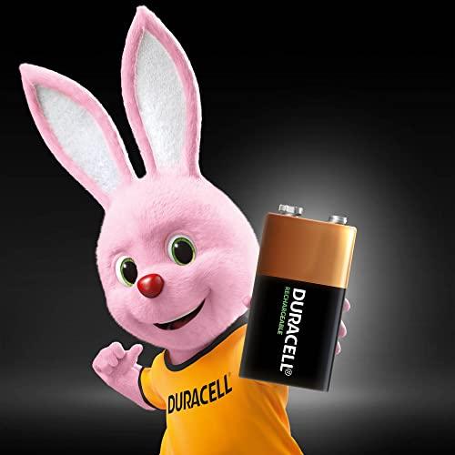 Duracell Akku 9V (HR22) 170 mAh 1er (wiederaufladbare Batterie) - 2