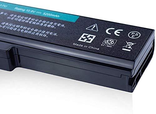 Dtk® Ultra Hochleistung Notebook Laptop Batterie Li-ion Akku für Toshiba PA3817U-1BRS PA3819U-1BRS Satellite C600 C655 C675 A660 A665 L600 L630 L635 L640 L645 L650 L655 L655d L670 L675 L700 L730 L735 L740 L745 L750 L750d L770 L775 L775d M640 M645 P740 P745 P750 P770 P775 Series – 12 Months Warranty [Li-ion 6-cell 10.8V 4400mah/48wh] Notebook battery - 4