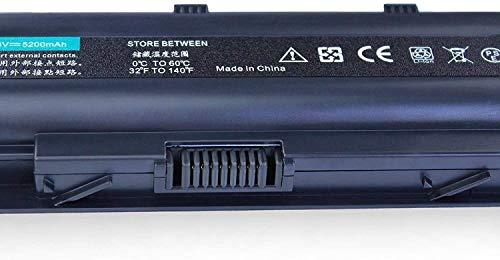 Dtk® Ultra Hochleistung Notebook Laptop Batterie Li-ion Akku for Hp COMPAQ G32 G42 G42t G56 G62 G72 G4 G6 G6t G7 ; Hp Presario Cq32 Cq42 Cq43 Cq430 Cq56 Cq62 Cq630 Cq72 ; Envy 15 , Envy17 ; Hp Pavilion Dm4 Dv3-4000 Dv5-2000 Dv6-3000 Dv6-6000 Dv7-4000 Dv7-6000 Series; 2000 430 431 435 436 630 631 635 636 Notebook Pc Fits Mu06 Mu09 593553-001 593554-001 Wd548aa Wd549aa Wd548aa Hstnn-lb0w 636631-001 593550-001 Notebook Battery 6-Zellen [10.8v 5200mah] - 4