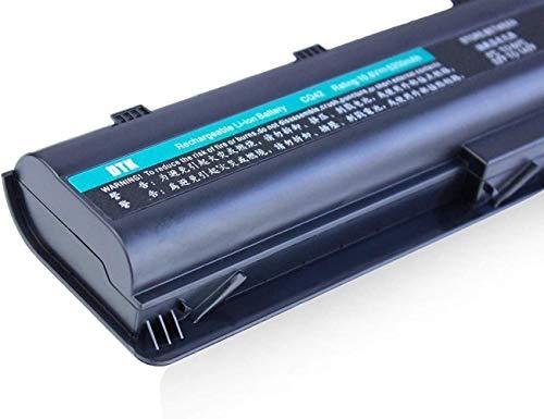 Dtk® Ultra Hochleistung Notebook Laptop Batterie Li-ion Akku for Hp COMPAQ G32 G42 G42t G56 G62 G72 G4 G6 G6t G7 ; Hp Presario Cq32 Cq42 Cq43 Cq430 Cq56 Cq62 Cq630 Cq72 ; Envy 15 , Envy17 ; Hp Pavilion Dm4 Dv3-4000 Dv5-2000 Dv6-3000 Dv6-6000 Dv7-4000 Dv7-6000 Series; 2000 430 431 435 436 630 631 635 636 Notebook Pc Fits Mu06 Mu09 593553-001 593554-001 Wd548aa Wd549aa Wd548aa Hstnn-lb0w 636631-001 593550-001 Notebook Battery 6-Zellen [10.8v 5200mah] - 5