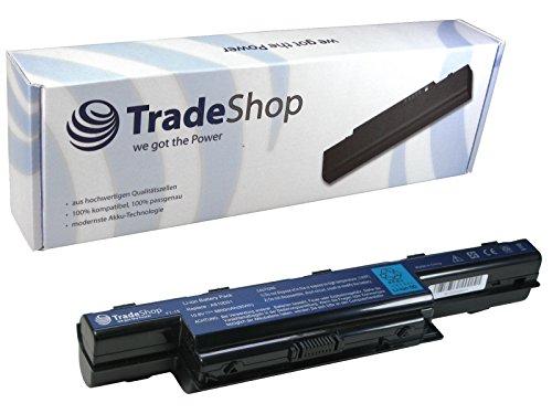 Hochleistungs Laptop Notebook Akku 8800mAh für Acer Aspire V3-571-6643 V3-771G-9665V3-771G-9875 V3-571G-6602 V3-571G-6641 V3-571G-9435 V3-731-4695 V3-771-6683 V3-771G V3-771G-6601 V3-771G-6650 V3-571-6800