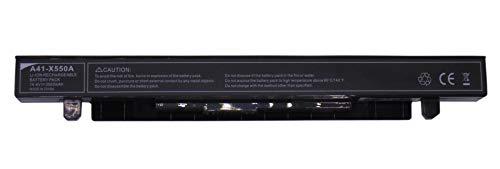 15V 44Wh Laptop akku A41-X550E für ASUS A450J A450JF X450J X450JF K550E K751L F751M