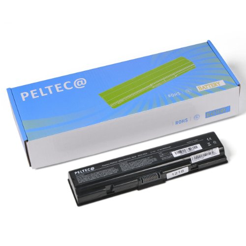 PELTEC@ Premium Notebook Laptop Akku für Toshiba Satellite PA3533U PA3534U PA3535U 1BAS BRS PA3533U-1BAS PA3533U-1BRS PA3534U-1BAS PA3534U-1BRS PA3535U-1BAS PA3535U-1BRS PABAS098 PABAS099 *4400mAh*