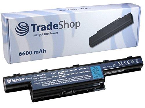 Hochleistungs Laptop Notebook Akku 6600mAh für Packard Bell Easynote LM81 LM82 LM83 LM85 LM86 LM87 LM94 LM98 Easynote TM01 TM80 TM81 TM82 TM83 TM85 TM86 TM87 TM89 TM94 eMachines E640G