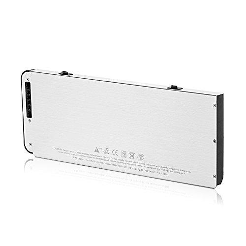 SLODA Laptop Ersatz Akku für Apple Macbook 13″ A1278 A1280 Macbook 13 Zoll Aluminium-Unibody Replacement Batterie MB466CH / A / MB466D / A Series (2008 Version)[10.8V, 5000mAh] - 4