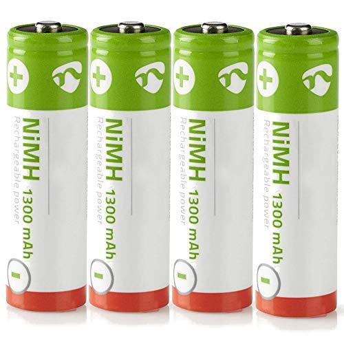 HQ AAA Micro Wiederaufladbare Batterie Ersatzakku Akku