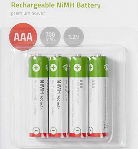 HQ AAA Micro Wiederaufladbare Batterie Ersatzakku Akku - 2
