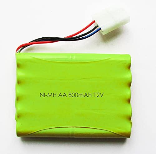 Akku 12V 700 mAh mit 3P Stecker Modellbau 100x70x15mm Neu 128003
