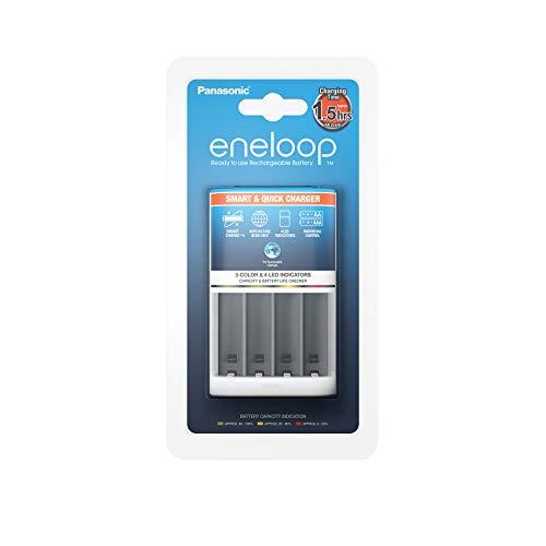 Panasonic eneloop, Intelligentes Schnellladegerät, BQ-CC55E