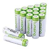Lumsing 16 Pack AA Akku 2850mAh Ni-MH Wiederaufladbare Batterien Mit Batterie Speichern Box - 3