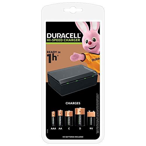 Duracell 1 Stunde Batterieladegerät, 1 Stck.