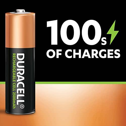 Duracell Ultra HR6 AA Akkus mit geringer Selbstentladung (2400mAh) 2er Pack - 9