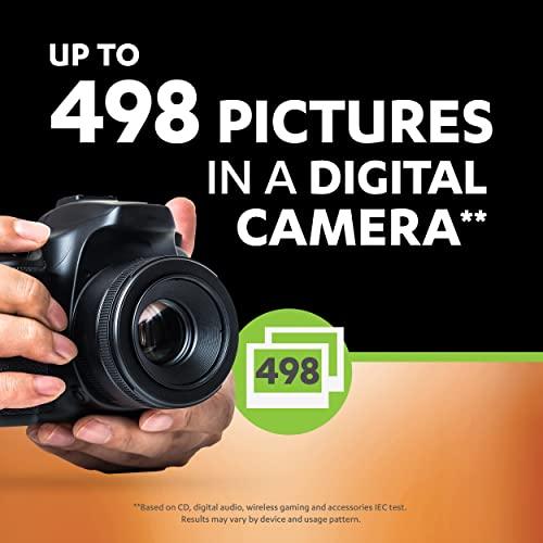 Duracell Ultra HR6 AA Akkus mit geringer Selbstentladung (2400mAh) 2er Pack - 5