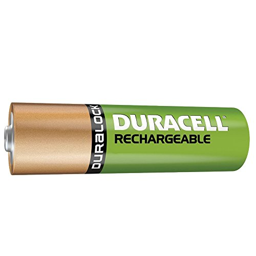 Duracell AAA HR03 Rechargeable Batteries Duralock Pre and Stay Charged 850mAh – Value 8 Pack - 5