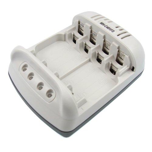 Maha MH-C401FS Powerex Smart Pulse Ladegerät