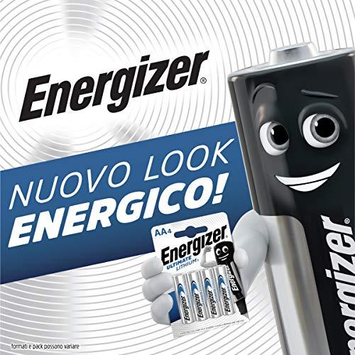 Energizer Batterie Lithium Mignon AA (1,5Volt 4er-Packung) - 3