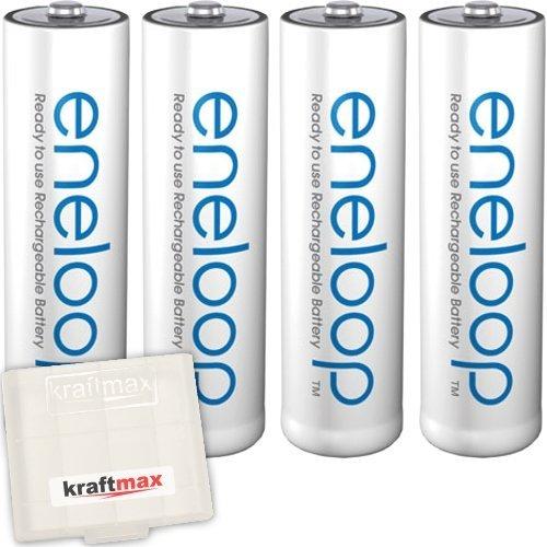 Kraftmax Panasonic Eneloop AA