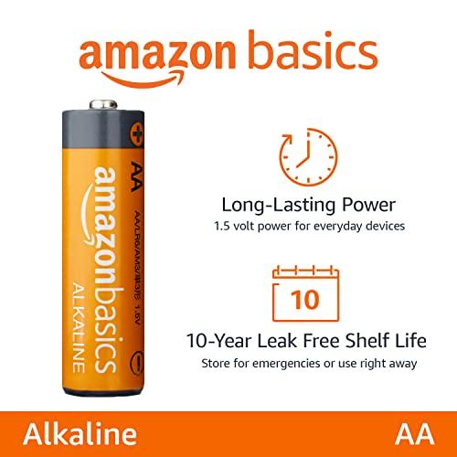 AmazonBasics Performance Batterien Alkali, AA, 20 Stück (Design kann von Darstellung abweichen) - 2