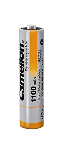 Camelion 17011203 Akku (NiMH, R03, Micro, AAA, 1100 mAh, 2er) - 2